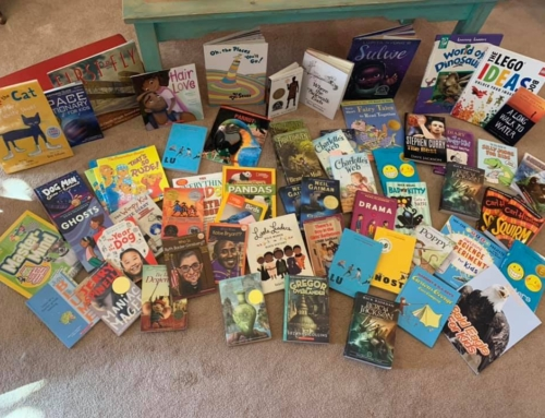 Books for Local Elementary